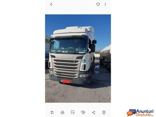 Predau Leasing  captravtor Scania euro5  an.2012+ firma platioare TVA