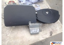 Set airbag sofer - pasager Renault Clio 2,