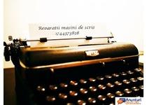 Reparatii masini de scris mecanice