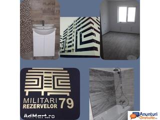 Apartament 2 camere, 50 mpu, decomandat, Militari, Pacii, Metro