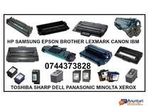 Cartuse pentru imprimante Hp, Samsung, Canon, Lexmark, Xerox, Epson,