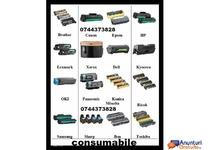 Cartuse imprimante Hp, Samsung, Canon, Lexmark, Xerox, Epson,