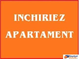 Inchiriez apartament 2 camere, negociabil